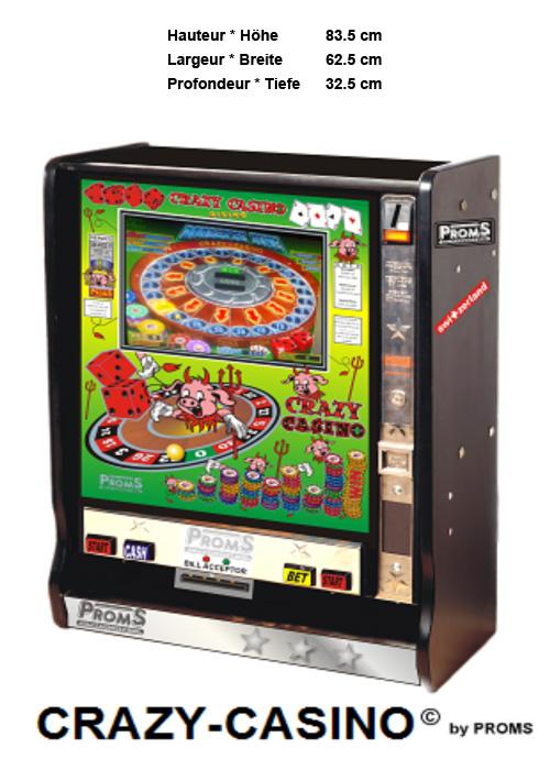 Class 2 slot machines